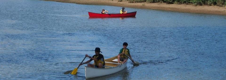 Canoeing Brisbane