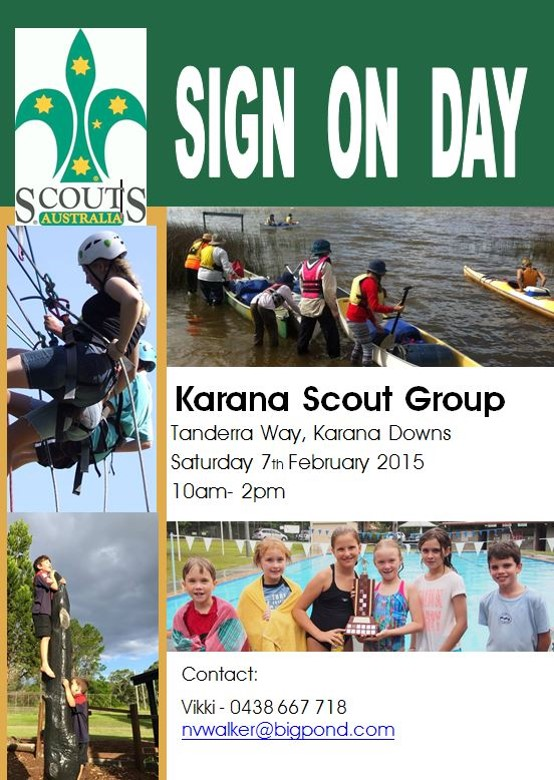 Karana Scout Group